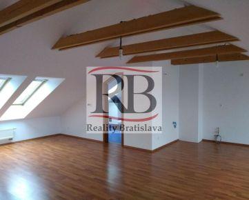 Na predaj 1i byt s garážou v meste Pezinok