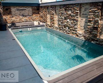 NEO- rodinný dom s bazénom na PRENÁJOM