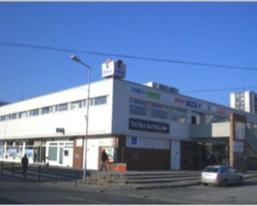 Obchodný priestor v OC Račan - 56 m2