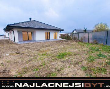 Najlacnejsibyt.sk: Slovenský Grob - Malý Raj - 4 izb rodinný dom ZP 175 m2,  pozemok 688 m2 - Novostavba - Skolaudovane