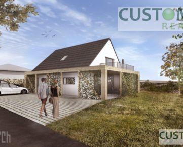 Novostavba rodinného domu Konská