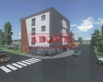 predám Komerčná budova pre obchod, ambulancia, kancelária, Košice mesto