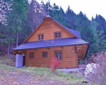 Krásna Rekreačná chata na predaj v obci Párnica