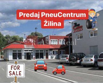 Predaj: zabehnuté PneuCentrum Mrázik Žilina