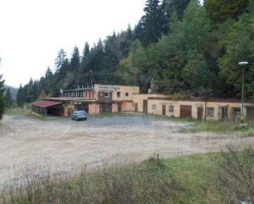 Na predaj veľká chata s kapacitou 12 izieb pri lyžiarskom stredisku