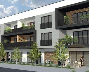 Rajecké Teplice II etapa projekt - 4 izbový byt