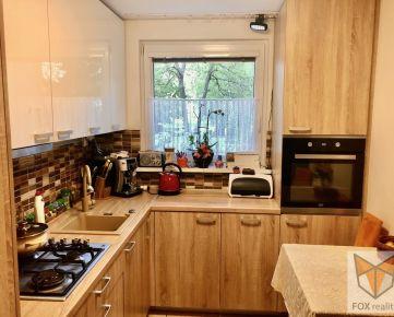 FOX * klimatizovaný 3 izbový byt s loggiou, kompletná rekonštrukcia * Botanická