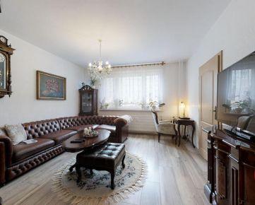 3-izb. byt - Žilina, Solinky - rekonštrukcia