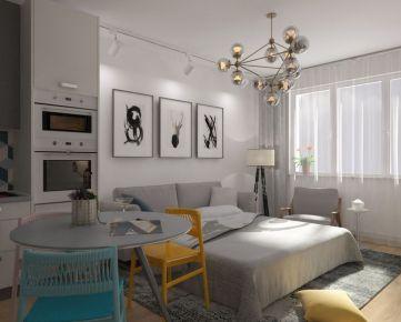 1i byt v novostavbe Zelené Vlčince /C.406
