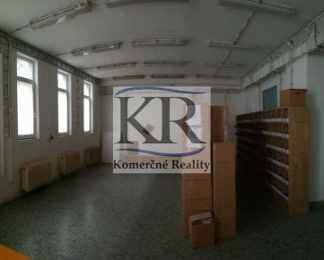 125 m2 - Sklad na PRENÁJOM, Trenčín, Za mostami
