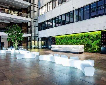 520 m2 - 1.NP - Moderné obchodné priestory v budove Poštová 1