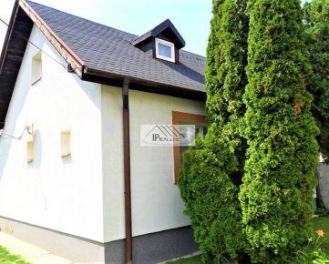 PREDAJ rodnného domu v BA  - Vrakuňa na pozemku s výmerou 711 m2,zastavaná plocha - 297 m2.