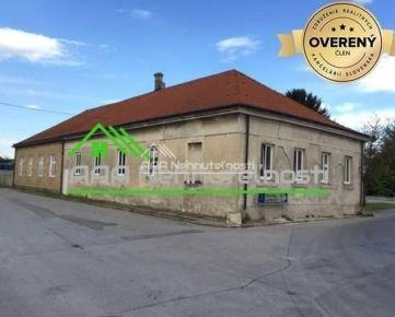 Budova vhodná na Bytový dom, alebo Penzión, 25km od Bratislavy