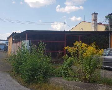 Dražba skladových priestorov v Nižnej Šebastovej, okres Prešov.
