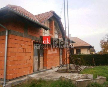Rodinný dom Čenkovce na predaj, kvalitná rozostavaná stavba