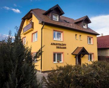 Apartmánový dom v Bešeňovej