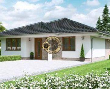 Novostavba 119 m2 v Košiciach II Šaca Pozor! možmosť odpočtu DPH
