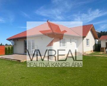 VIV Real predaj štvorizbového domu v obci Banka