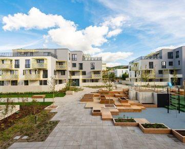 Predaj - slnečný 4-izbový byt, novostavba Kolísky, ihneď k nasťahovaniu
