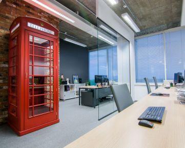 IMPEREAL - Prenájom - kancelárske priestory 220 m2 , 15.NP. v budove My Hive Tower I, Vajnorská ul., Bratislava III,