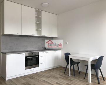 1.izb svetlý byt, novostavba čerešne