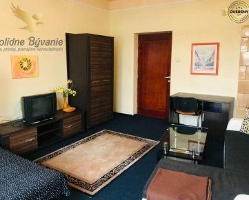 Prenájom vkusného 1 izb. bytu v centre mesta Zvolen - hneď volný