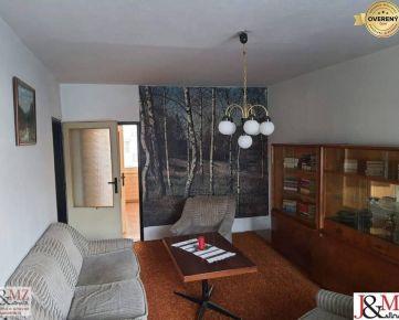 výborná lokalita - úplné centrum 3i.byt v pôvod.stave (IF1261)