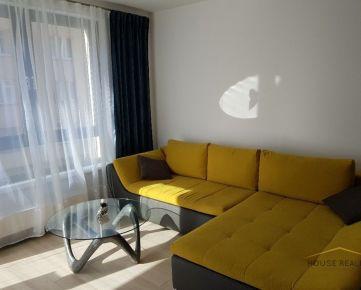 Prenájom štýlový 2 izbový byt v NOVOSTAVBE s garážovým státím, Mýtna ulica, Bratislava I Staré Mesto