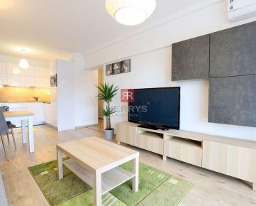 HERRYS - Na prenájom 2 izbový priestranný klimatizovaný a doposiaľ neobývaný byt v projekte PARI
