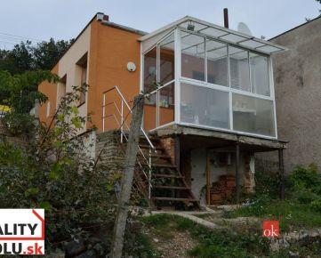 Na predaj malometrážny rodinný dom Nitra - Zobor
