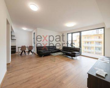 Nadštandardný 4 - izbový byt (115m2), parking, A/C, skvelá lokalita