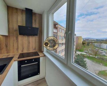 1 izbový byt Košice-Západ, Michalovská, kompl.rek