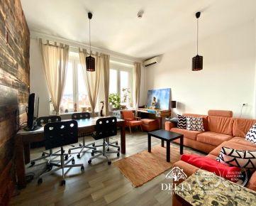 DELTA | Kancelárske priestory s terasou, 190,88 m2 - Bratislava, Staré Mesto
