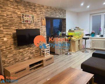 3 izbový byt predaj Zvolen Lipovec - 2 x balkón