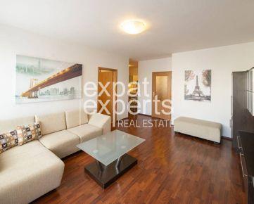 Veľmi pekný 2 - izbový byt, 53m2, zariadený, balkón, novostavba Pegas