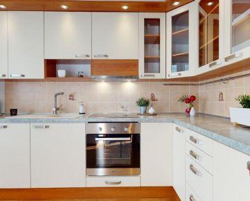 Rekonštruovaný 3i byt, najlepšia dispozícia