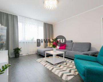 P R E D A J - krásneho 3 izbového bytu v Petržalke
