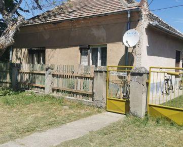 Dražbu rodinného domu v obci Iža