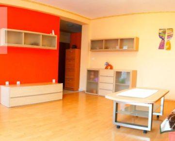 Prenájom, veľký 2-izb. byt, zariadený, Pod. Biskupice, Kazanská ul.