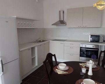 PRENÁJOM - 2 izbový byt v novostavbe - Nitra, blízko centra