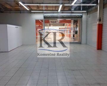 248 m2 - Obchodné priestory na prenájom