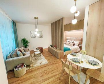 ✅ Stýlový 1,5 izbový byt vo vyhľadávanej lokalite