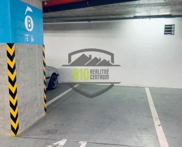 CITYPARK - 3x parkovacie státie v podzemnej garáži