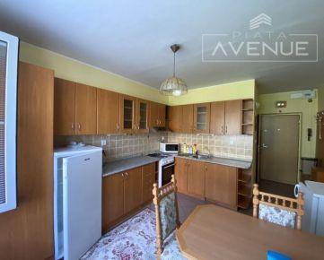 (PRENAJATÉ!!!) Ponúkame na prenájom zateplený ,  zrekonštruovaný byt 1+1 , Žilina - Hliny VIII (38m2)
