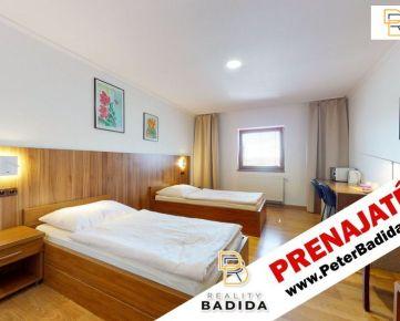 Kompletne vybavený klimatizovaný Apartmán s kuchynkou a kúpeľňou na Radlinského ulici v Prešove na prenájom