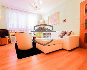 2 izbový - Loggia - Centrum - ihneď k nasťahovaniu - zariadený