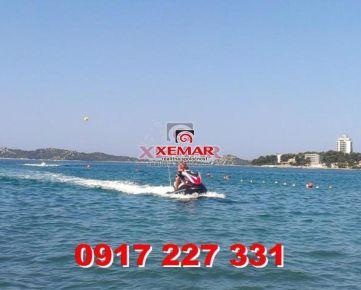 Na predaj rekreačný domček s terasou pri mori v Chorvátsku