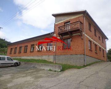 Na predaj budova Stolárskej dielne s kanceláriami