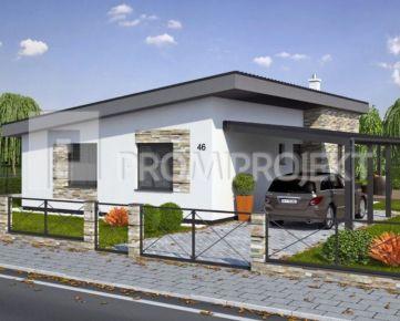 PREDAJ, 4 izbový bungalov v top lokalite, Stupava