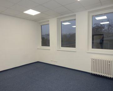 Kancelárie na prenájom na Magnezitárskej ulici číslo 9 v Košiciach.